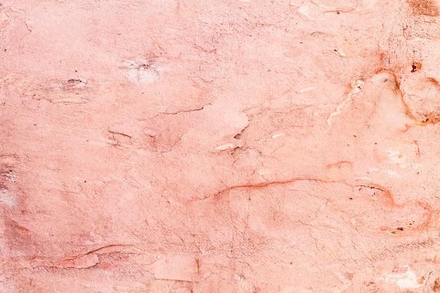 Композиция из розовых окрашенных камней для изготовления стен Premium Фотографии