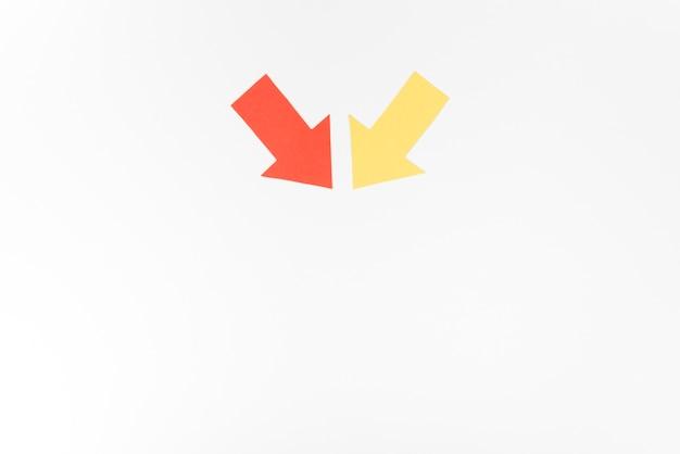 Стрелки, указывающие направление Бесплатные Фотографии