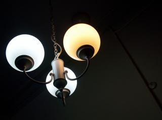 Art nouveau period lighting Free Photo