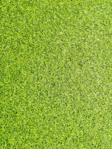 Текстура газона искусственная трава. Premium Фотографии