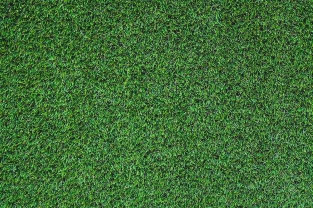 Artificial grass texture for  background Premium Photo