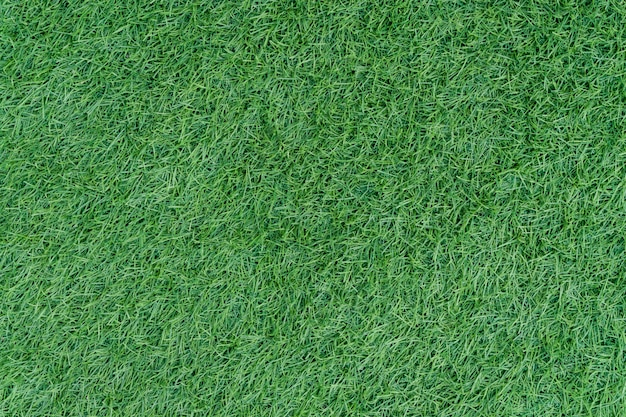 Artificial green grass texture for background Premium Photo