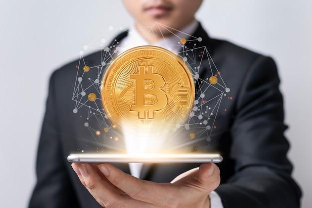 trading bitcoin virtual