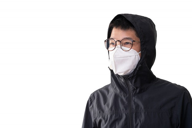 surgical mask virus isolation