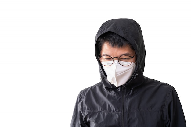 virus isolation surgical mask