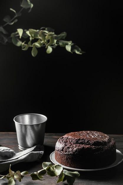 Ассортимент вкусного шоколадного торта Бесплатные Фотографии