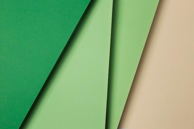 グリーンペーパーの品揃え 無料写真