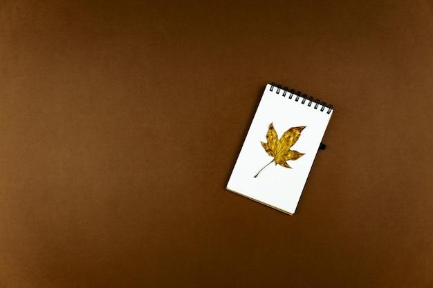 秋のビジネスコンセプト Premium写真
