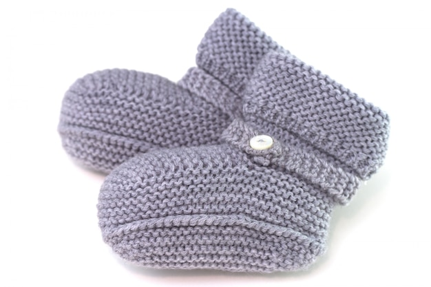 Baby socks Premium Photo