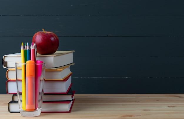 Back to school concept Premium Photo