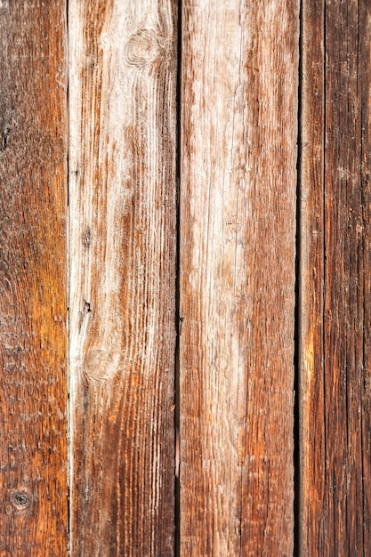 Background from old wooden planks Free Photo