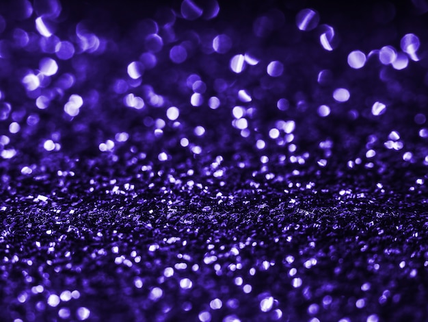 Background sequin. violet background. Premium Photo
