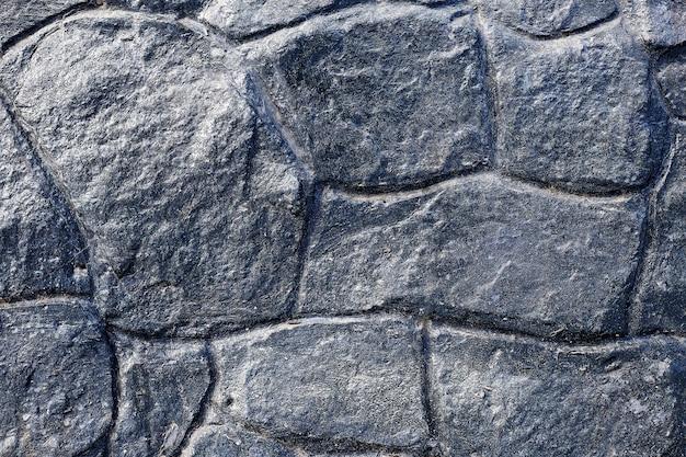 Фоновая текстура каменной стены Premium Фотографии