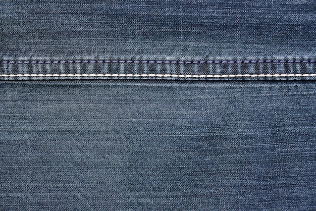 Background texture of shabby jeans. Premium Photo