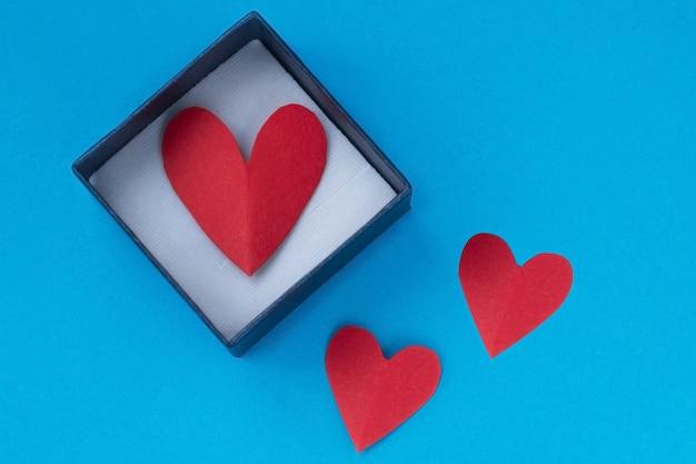 Background for valentine's day holiday Premium Photo