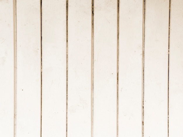 Background of white wooden table textured Free Photo