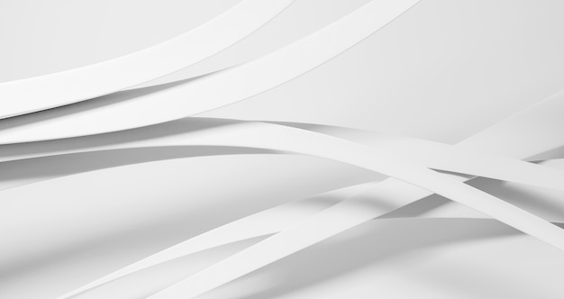 Фон с белыми круглыми линиями Бесплатные Фотографии