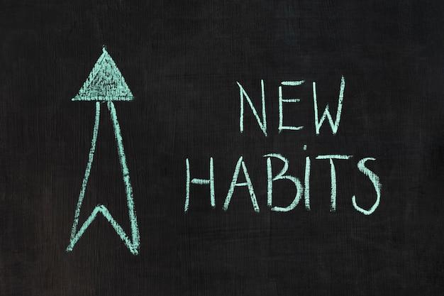 Bad habits concept Free Photo