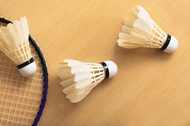 Badminton Premium Photo