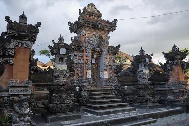 バリ寺院 無料写真