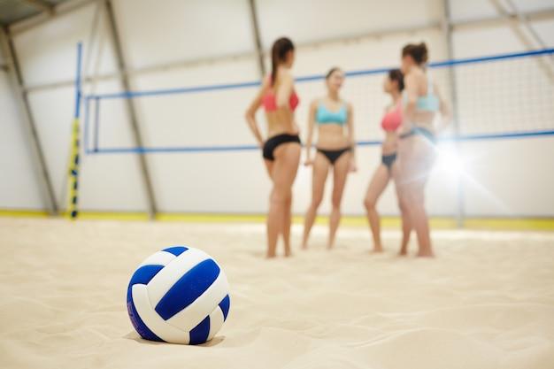 Мяч на песке Бесплатные Фотографии