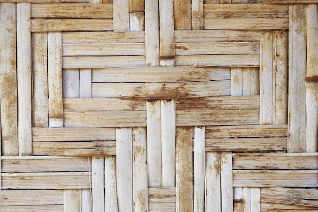 Бамбуковая решетка в возрасте Бесплатные Фотографии
