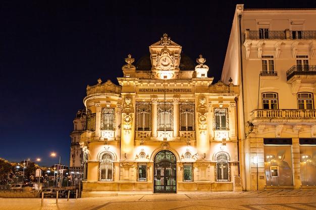 Bank of portugal Premium Photo