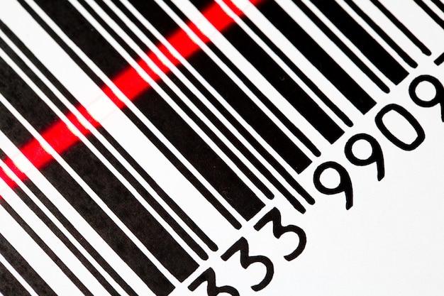 Barcode Premium Photo