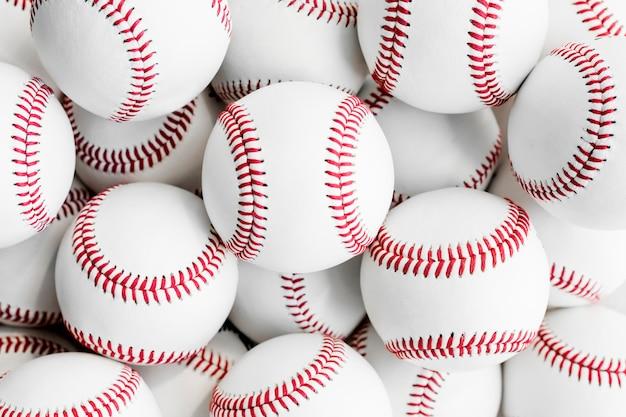 Baseballs Free Photo