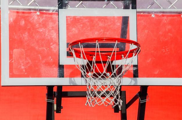 Basket hoop Premium Photo