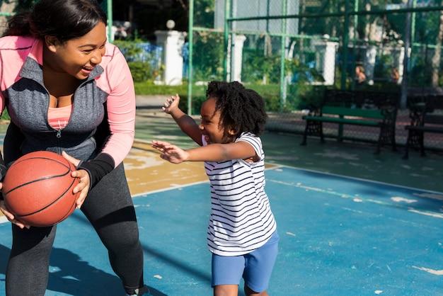 Basketball sport exercise activity leisure Premium Photo