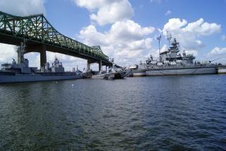 Battleship cove Free Photo