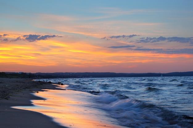 Sunset Pier Vectors, Photos and PSD files