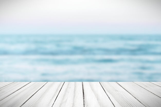 Beach product background Free Photo