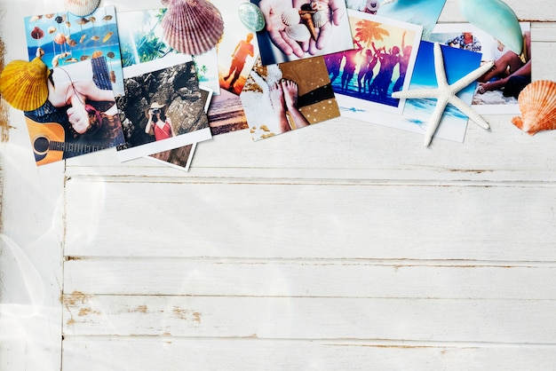 Beach summer holiday vacation journey exploration concept Free Photo