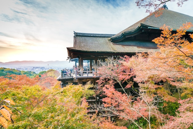 Beautiful architecture in kiyomizu dera temple kyoto japan 1232 2243