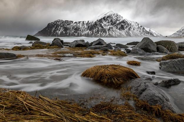 Красивый атлантический пейзаж Бесплатные Фотографии