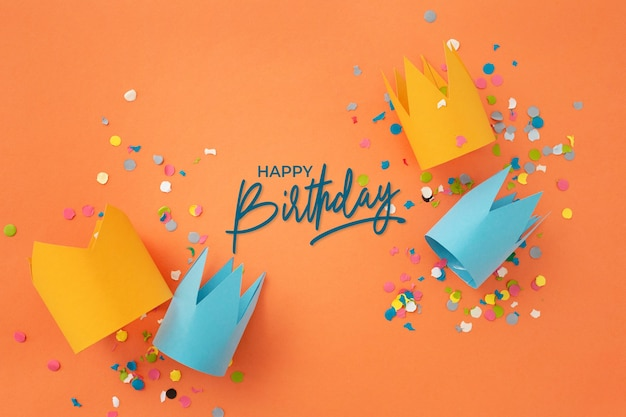 Красивый день рождения с оформлением вечеринки Бесплатные Фотографии