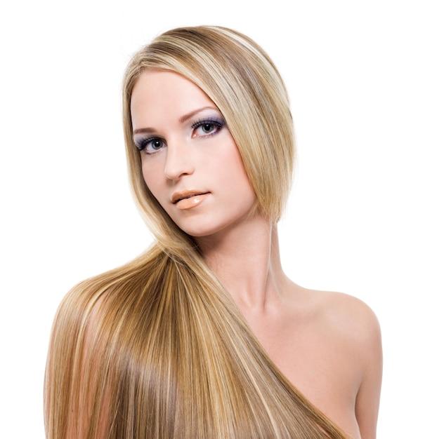 Bei capelli biondi Foto Gratuite