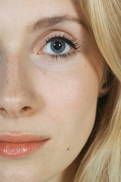 Красивая блондинка женщина Бесплатные Фотографии