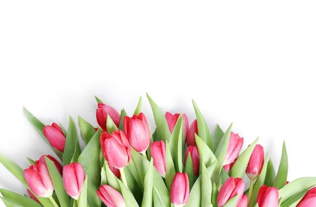 Красивый букет из тюльпанов Бесплатные Фотографии