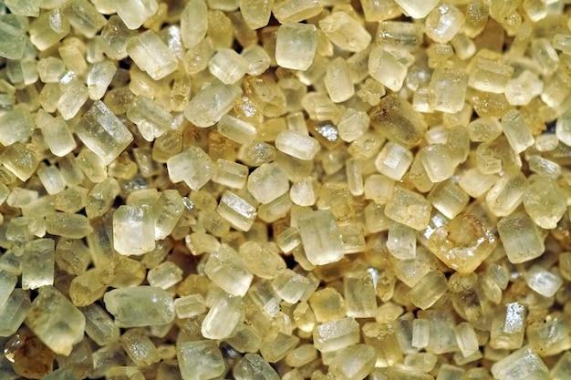 黄色いサトウキビのマクロの美しいクローズアップショット-背景に最適 無料写真