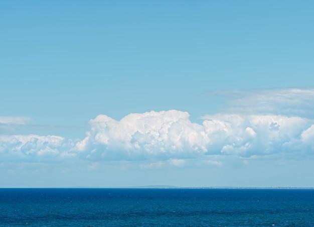 黒海の美しい雲 無料写真