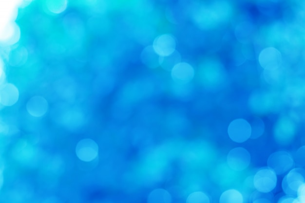 Beautiful and colorful bokeh of  lights for background abstract. Premium Photo