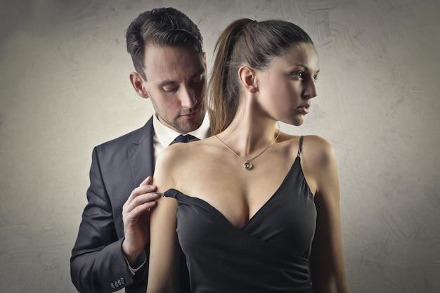 Beautiful couple Premium Photo