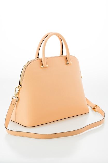 Beautiful elegance and luxury fashion women bag Free Photo