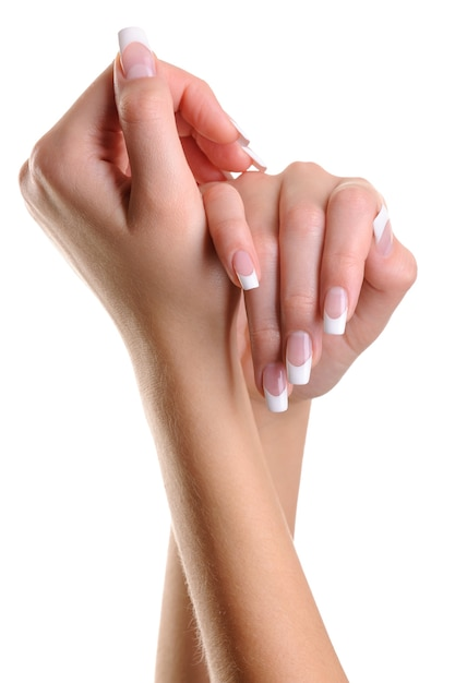 Красивые элегантные женские руки Бесплатные Фотографии