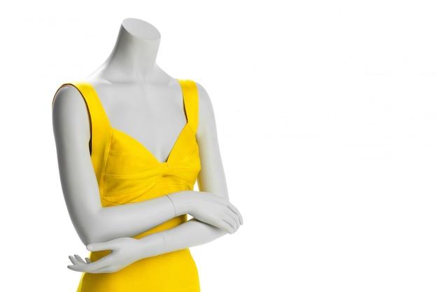 Beautiful female dress Premium Photo
