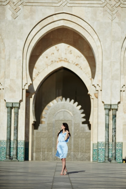 Веб девушка модель casablanca работа модели в москве мужчины