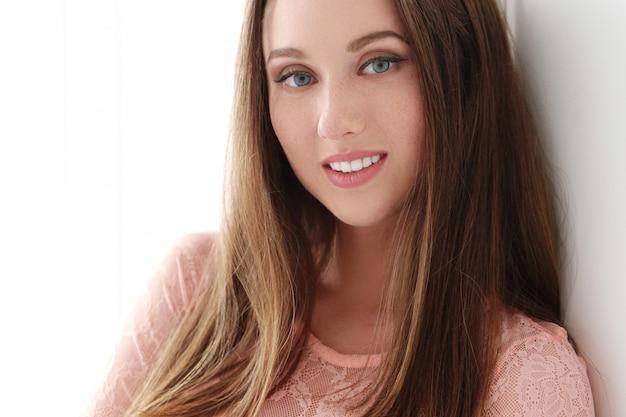 Beautiful girl Free Photo